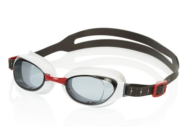 speedo Aquapure - Lunettes de natation - gris/blanc